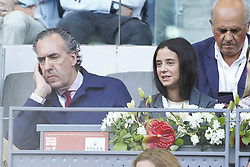 May 9, 2019 - Madrid, Spain - Victoria Federica de Marichalar y Borbón  during day six of the Mutua Madrid Open at La Caja Magica on May 09, 2019 in Madrid, Spain. (Credit Image: © Oscar Gonzalez/NurPhoto via ZUMA Press)