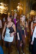 VIOLET HESKETH; ,  Drinks the evening before the The 2008 Crillon Debutante Ball. Baccarat. Place des Etats-Unis.  Paris. 29 November 2008. *** Local Caption *** -DO NOT ARCHIVE-© Copyright Photograph by Dafydd Jones. 248 Clapham Rd. London SW9 0PZ. Tel 0207 820 0771. www.dafjones.com.