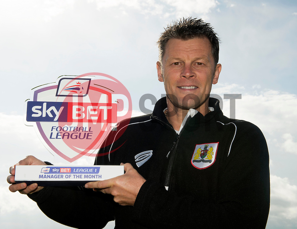 Bristol City manager, Steve Cotterill wins League One manager of the month for September  - Photo mandatory by-line: Joe Meredith/JMP - Mobile: 07966 386802 - 09/10/2014 - SPORT - Football - Bristol - Ashton Gate - Sky Bet League Manager of the Month