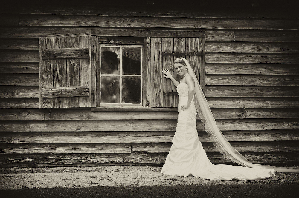 Amber's Bridal Portrait   New Bern Photographers