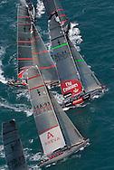 SPAIN, Valencia, April 6 2007,Louis Vuitton Act 13, Race 4, Race pre start