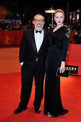 Alex de la Iglesia and Blanca Suarez attending The Bar Premiere during the 67th Berlin International Film Festival (Berlinale) in Berlin, Germany on Februay 15, 2017. Photo by Aurore Marechal/ABACAPRESS.COM