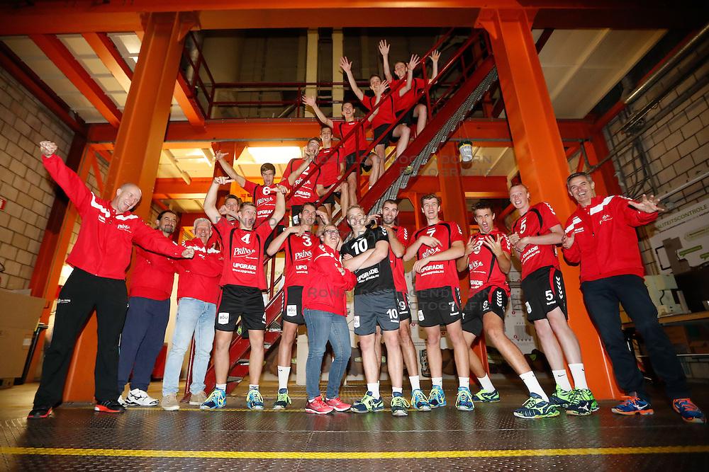 20160919 NED: Selectie Valei Volleybal Prins 2016 - 2017, Ede<br />Team Valei Volleybal Prins <br />&copy;2016-FotoHoogendoorn.nl / Pim Waslander