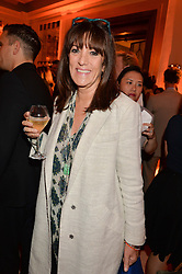 BARONESS REBUCK at the Veuve Clicquot Business Woman Awards held at Claridge's, Brook Street, London on 11th May 2015.
