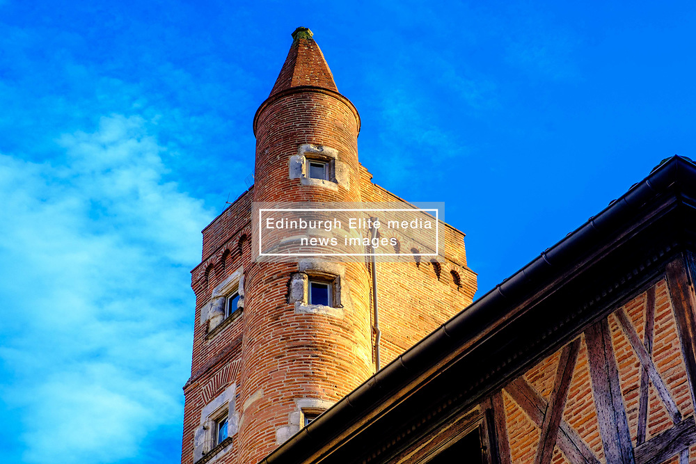 An unusual builing in the Rue Saint-Rome, Toulouse, France<br /> <br /> (c) Andrew Wilson | Edinburgh Elite media