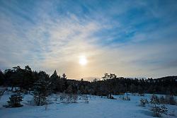 Landscape, NOR, Biathlon Pursuit, 2015 IPC Nordic and Biathlon World Cup Finals, Surnadal, Norway