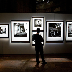 STANLEY KUBRICK photograph - exhibition in Milan
