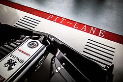 September 20, 2019, Singapore, Singapore: Motorsports: FIA Formula One World Championship 2019, Grand Prix of Singapore, ..Pitlane  (Credit Image: © Hoch Zwei via ZUMA Wire)