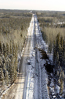 Atco oil pipeline construction near Oilsands