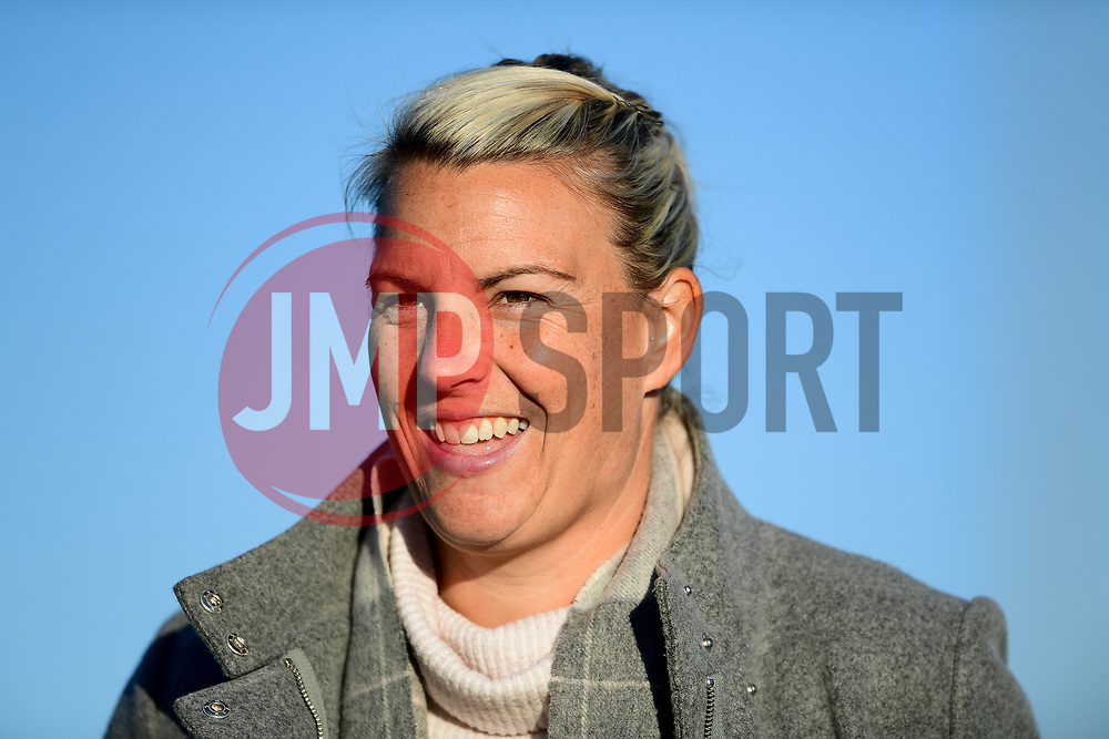 Tanya Oxtoby manager of Bristol City Women prior to kick off - Mandatory by-line: Ryan Hiscott/JMP - 19/01/2020 - FOOTBALL - Stoke Gifford Stadium - Bristol, England - Bristol City Women v Liverpool Women - Barclays FA Women's Super League