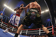 December 17, 2011: Andre Ward vs Carl Froch