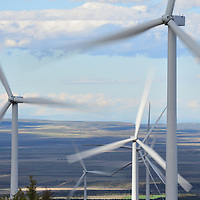 Latigo Wind Park (S Power), Monticello, UT