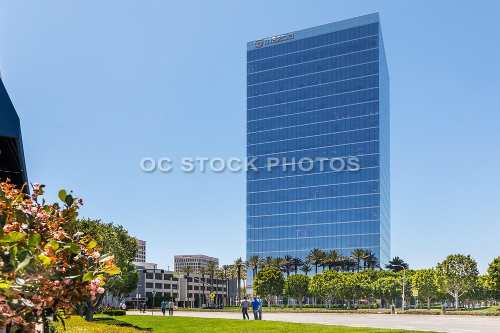 Mazda Building In Irvine Spectrum Business Center
