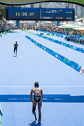SEELY Allysa, USA, Para-Triathlon, PT2, DANISEWICZ Hailey at Rio 2016 Paralympic Games, Brazil