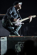 Photos of Breaking Benjamin performing at the Scottrade Center in St. Louis on April 23, 2010. © Todd Owyoung