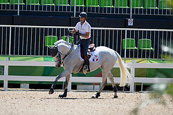Staut Kevin, FRA<br /> Training session<br /> Olympic Games Rio 2016<br /> © Hippo Foto - Dirk Caremans<br /> 13/08/16