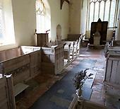 Badley church, Suffolk, England