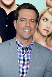 01.08.2013, Ziegfeld Theater, New York, USA, Filmpremiere, We are the Millers, im Bild Ed Helms // during photocall for the movie 'We are the Millers'at the Ziegfeld Theater in New York, United States of Amerika on 2013/08/01. EXPA Pictures © 2013, PhotoCredit: EXPA/ Newspix/ Dennis Van Tine<br /> <br /> ***** ATTENTION - for AUT, SLO, CRO, SRB, BIH, TUR, SUI and SWE only *****