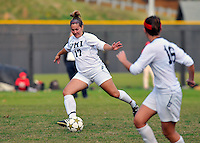 NCAA Women's Soccer: Liberty spoils Senior Day, defeats VMI 2-0