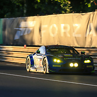 #90, TF Sport, Aston Martin Vantage, driven by: Salih Yoluc, Euan Hankey, Rob Bell, 24 Heures Du Mans 85th Edition, 17/06/2017,
