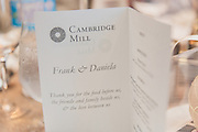 Daniela & Frank's Gorgeous Cambridge Mill Wedding, Anne Edgar Photography