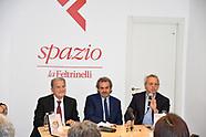 """20170920 - Presentazione del libro: """"La fabbrica delle verità"""" di Fabio Martini Con Romano Prodi, En"""