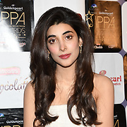 Urwa Hocane Pakistani VJ model and actress arrives at the Annual International Pakistan Prestige Awards (IPPA) at Indigo at The O2 on 9th September 2018, London, UK.