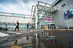 Glasgow, Scotland, UK. 27 June, 2020. The owner of some of the UK's biggest shopping centres including Braehead in Glasgow, pictured, Intu, has called in administrators.<br /> Its centres will stay open under administrators KPMG.  Iain Masterton/Alamy Live News
