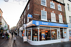 Official opening of the new Lincolnshire Co-operative Retford travel branch in Market Square, Retford.<br /> <br /> Picture: Chris Vaughan Photography for Lincolnshire Co-op<br /> Date: December 19, 2017