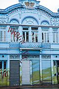 The Fundicao Progresso Cultural Center in the Lapa neighborhood of Rio de Janeiro, Brazil.