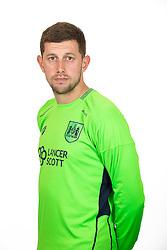 of Bristol City - Rogan Thomson/JMP - 01/08/2016 - FOOTBALL - Failand Training Ground - Bristol, England - Bristol City Headshots 2016/17.