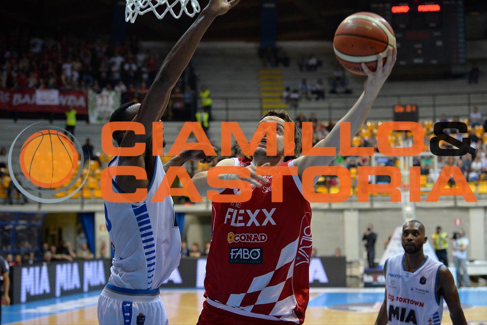 Antonitti Michele<br /> Red October Cantu' vs The Flexx Pistoia<br /> Lega A  2016/2017<br /> Milano 15/04/2017<br /> Foto Ciamillo-Castoria<br /> Provvisorio