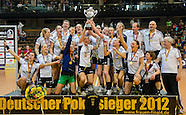 Handball Frauen Final4 DHB Pokal Finale 2011/2012, TSV Bayer 04 Leverkusen - VfL Oldenburg