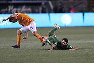 The Houston Dynamo v Portland Timbers - 06 November 2017