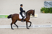 Christian Schumach - Auheim's Picardo<br /> Alltech FEI World Equestrian Games™ 2014 - Normandy, France.<br /> © DigiShots