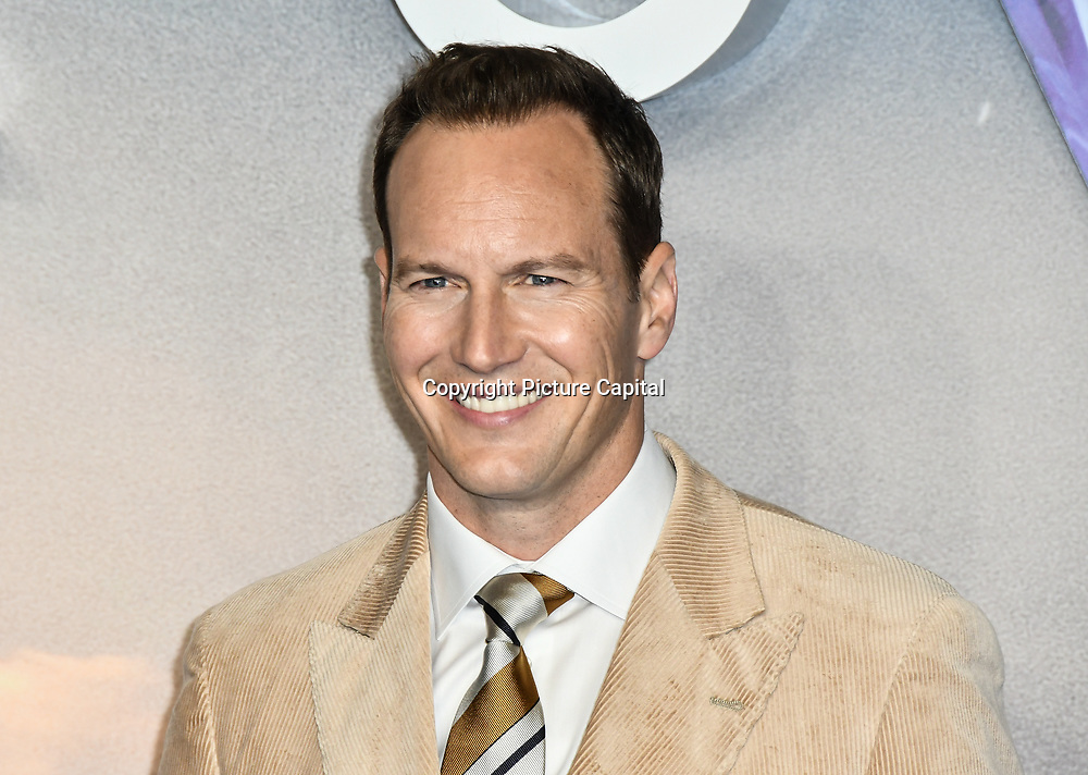 Patrick Wilson Arrivers at Aquaman - World Premiere at Cineworld Leicester Square on 26 November 2018, London, UK.