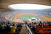 10 Dec National Memorial at FNB Stadium