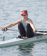 Caversham. Berkshire. UK<br /> Maddie ARLETT, <br /> 2016 GBRowing U23 Trials at the GBRowing Training base near Reading, Berkshire.<br /> <br /> Tuesday  12/04/2016<br /> <br /> [Mandatory Credit; Peter SPURRIER/Intersport-images]