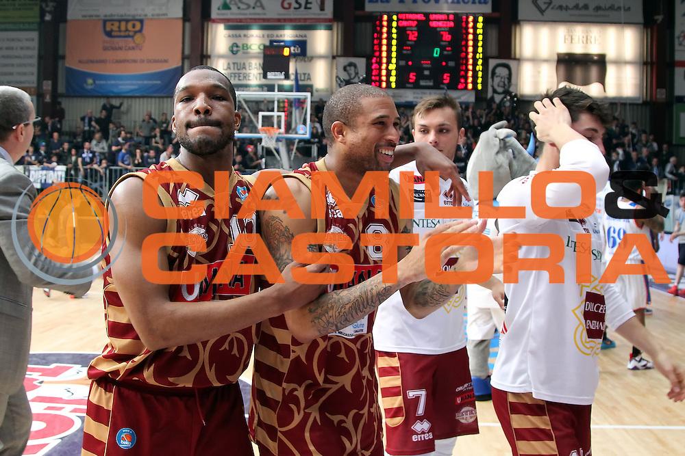 DESCRIZIONE: Cantu' Lega A 2015-16 <br /> Acqua Vitasnella Cantu' vs Umana Reyer Venezia<br /> GIOCATORE: Mike Green Jarrius Jackson<br /> CATEGORIA: esutanza<br /> SQUADRA: Umana Reyer Venezia<br /> EVENTO: Campionato Lega A 2015-2016<br /> GARA: Acqua Vitasnella Cantu' Umana Reyer Venezia<br /> DATA: 26.03.2016<br /> SPORT: Pallacanestro<br /> AUTORE: Agenzia Ciamillo-Castoria/A. Ossola<br /> Galleria: Lega Basket A 2015-2016<br /> Fotonotizia: Cantu' Lega A 2015-16 <br /> Acqua Vitasnella Cantu' Umana Reyer Venezia