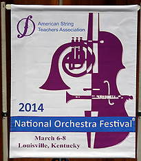 National Orchestra Festival performing groups