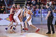 Massimo Chessa<br /> Unicusano Roma - OraSi Ravenna<br /> Campionato Basket LNP 2016/2017<br /> Play Off Quarti Gara 4<br /> Roma 07/05/2017<br /> Foto Ciamillo-Castoria