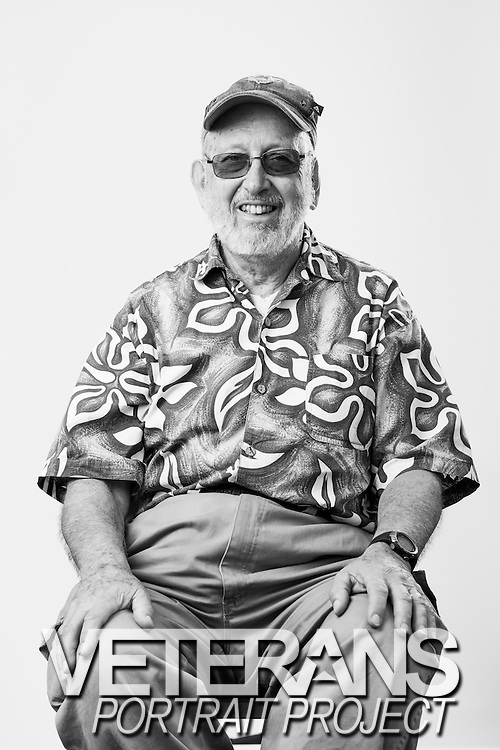 Walter Lange<br /> Army<br /> Spec. 2<br /> Field Radio Repair<br /> Sept. 1954 - July 1957<br /> Korean War Era<br /> <br /> Veterans Portrait Project<br /> Springfield, MA