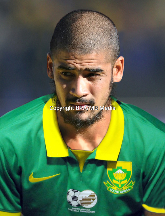 Fifa Men&acute;s Tournament - Olympic Games Rio 2016 - <br /> South Africa National Team - <br /> Abbubaker Mobara