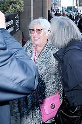 Edinburgh International Film Festival 2019<br /> <br /> Hurt By Paradise (World Premiere)<br /> <br /> Stars and guests arrive on the red carpet for the world premiere<br /> <br /> Pictured: Veronica Clifford<br /> <br /> Alex Todd | Edinburgh Elite media