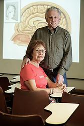 O casal, Maria Doris, (62) e Carlos, (70) doaram seus corpos para estudo da anatomia na faculdade de medicina de Porto Alegre. Ela é boliviana e ele gaúcho.    <br /> FOTO: Jefferson Bernardes/Preview.com