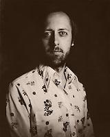 Selvportrett.<br /> Foto: Svein Ove Ekornesv&aring;g