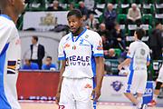 DESCRIZIONE : Beko Legabasket Serie A 2015- 2016 Dinamo Banco di Sardegna Sassari - Openjobmetis Varese<br /> GIOCATORE : Tony Mitchell<br /> CATEGORIA : Ritratto Riscaldamento Before Pregame<br /> SQUADRA : Dinamo Banco di Sardegna Sassari<br /> EVENTO : Beko Legabasket Serie A 2015-2016<br /> GARA : Dinamo Banco di Sardegna Sassari - Openjobmetis Varese<br /> DATA : 07/02/2016<br /> SPORT : Pallacanestro <br /> AUTORE : Agenzia Ciamillo-Castoria/C.Atzori