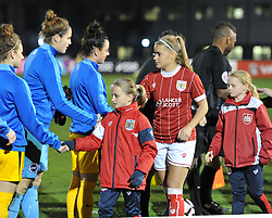 - Mandatory by-line: Paul Knight/JMP - 02/12/2017 - FOOTBALL - Stoke Gifford Stadium - Bristol, England - Bristol City Women v Brighton and Hove Albion Ladies - Continental Cup Group 2 South