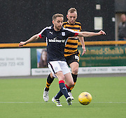 Dundee&rsquo;s Nick Ross and Alloa Athletic&rsquo;s Greig Spence - Alloa Athletic v Dundee, pre-season friendly at Recreation Park, Alloa<br /> <br />  - &copy; David Young - www.davidyoungphoto.co.uk - email: davidyoungphoto@gmail.com