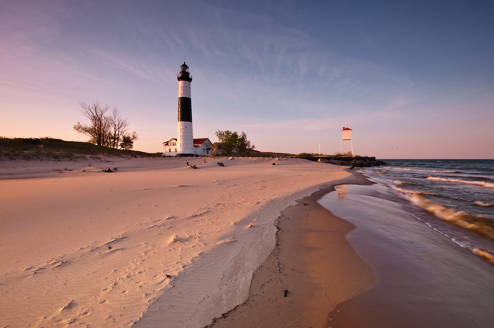 Big Sable Point<br />
